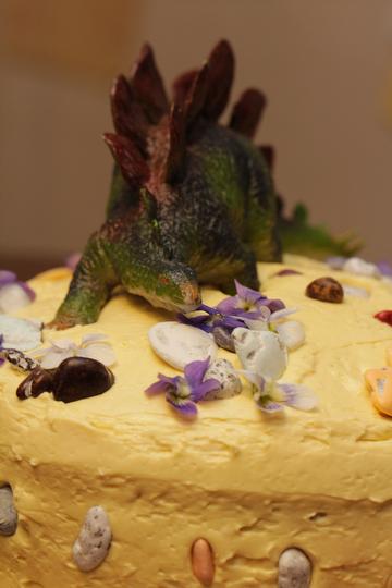 Cake-a-saurus